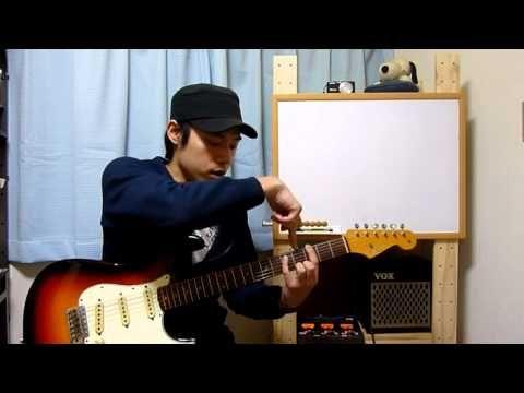ギターレッスン【はじめてのエレキギター 1/4】パワーコードとは!! - YouTube