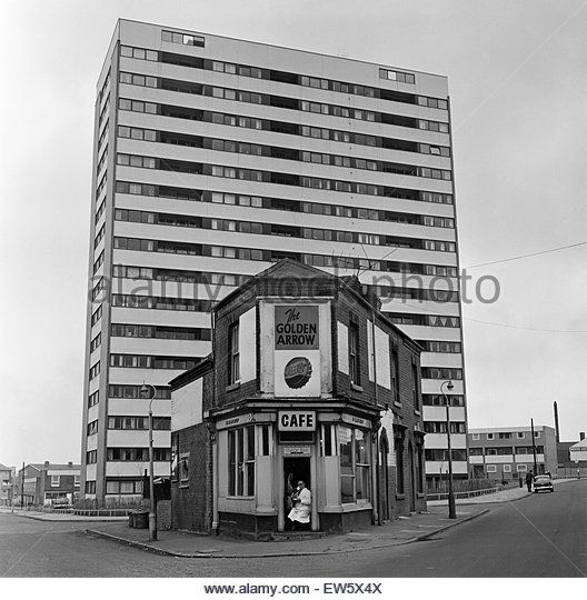 University Flats Birmingham Al: This Old Corner Cafe In Aston, Birmingham, West Midlands