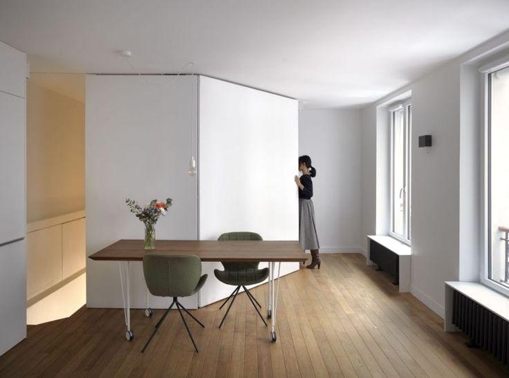 soluzioni darredo per piccoli spazi : Soluzioni perfette per piccoli spazi: come trasformare 31 mq in una ...