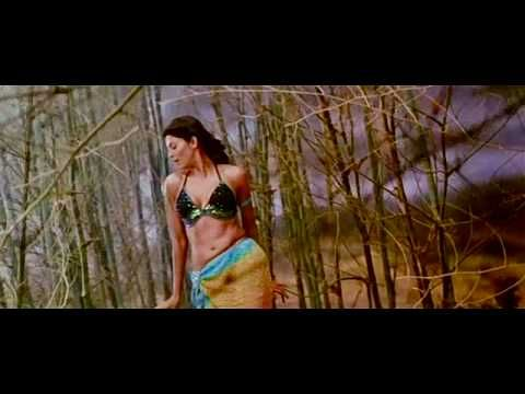 Sushmita Sen and SRK in TUMHE JO MEIN DEKHA from Main Hoon Na