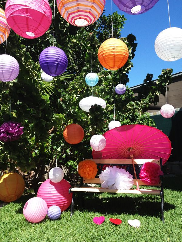 Backyard Party Ideas For Kids