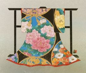 From lahainagalleries.com comes artwork by Hisashi Otsuka.