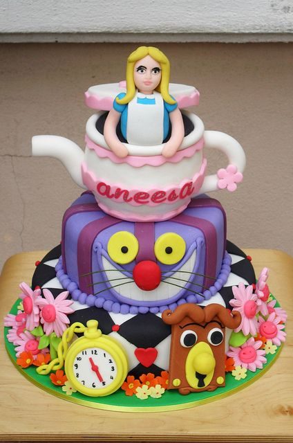 Alice in Wonderland | Flickr: Intercambio de fotos