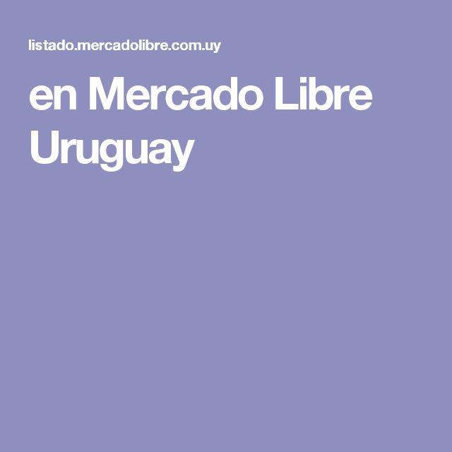 en Mercado Libre Uruguay