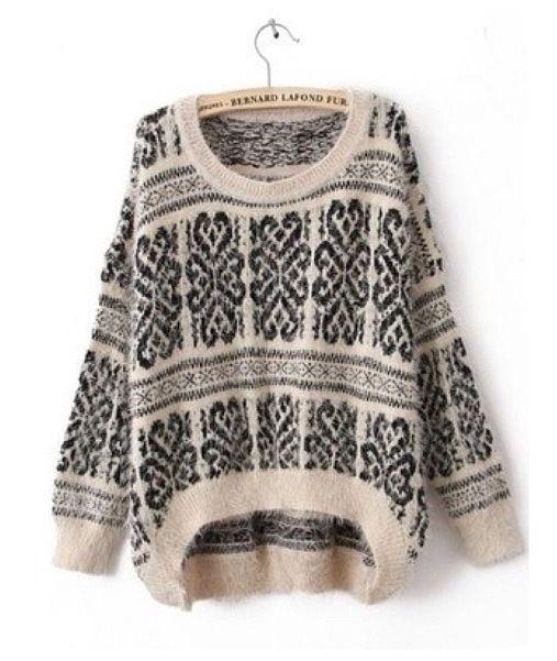 Big Comfy Sweaters
