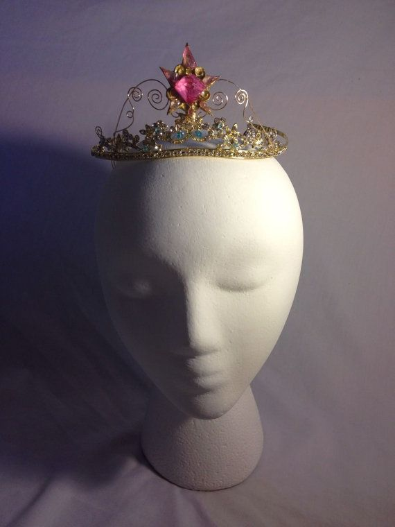My Little Pony Twilight Sparkle Crown/Tiara with Element Of Harmony for Cosplay