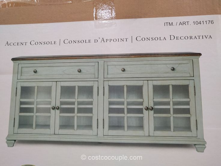 Pike And Main Accent Console Costco Living Room In 2019