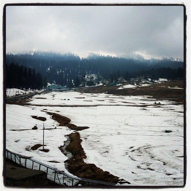 Pahalgam in Jammu and Kashmīr