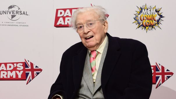 Jimmy Perry Dies: British TV Writer-Creator Was 93
