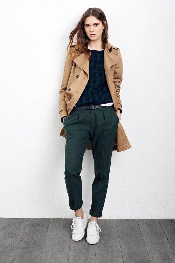 Women's Camel Coats - Autumn-Winter 2015-2016 Fashion Trend (1)