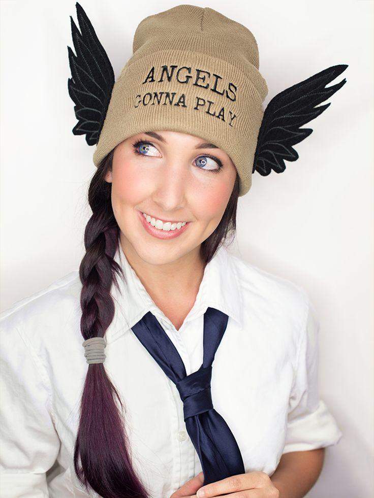 "Image of ""Angels Gonna Play"" Beanie"