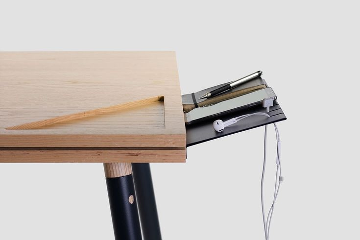 Tenderete Home Workstation Design Tenderete is a home workstation that easily adapts to most common user's needs through accessories designed to function as modules and extensions, adapting the desk to any lifestyle and needs. Tenderete is an honest...