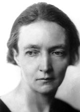 Irène Joliot-Curie ~ daughter of Marie Curie~ won own Nobel Prize for work in uranium