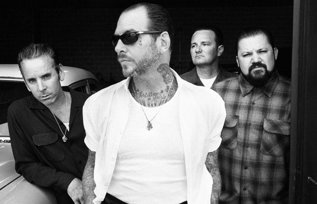 Social Distortion have released the music video for Gimme The Sweet And Lowdown below.