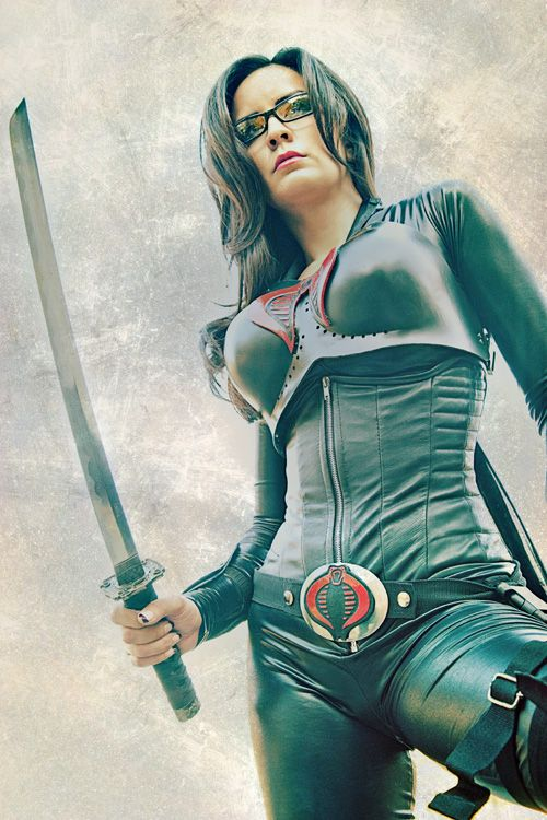 Character: The Baroness / From: 'G.I. JOE' / Cosplayer: Scarlett Reign / Photo: Crysco Photography