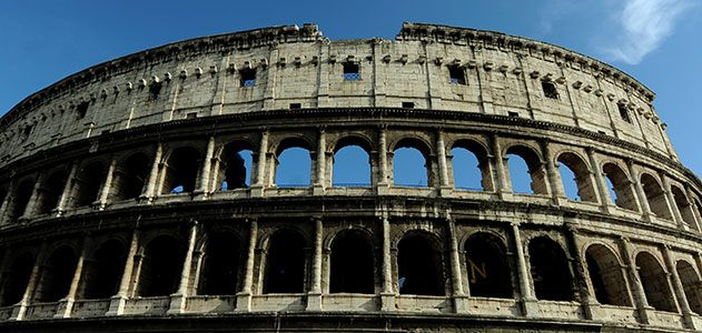 The Secrets of Ancient Rome's Buildings. What is it about Roman concrete that keeps the Pantheon and the Colosseum still standing?
