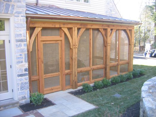 1000 Images About Timber Frame Porch Ideas On Pinterest