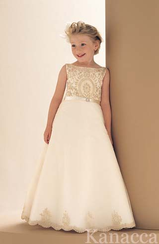 Girls wedding dresses images