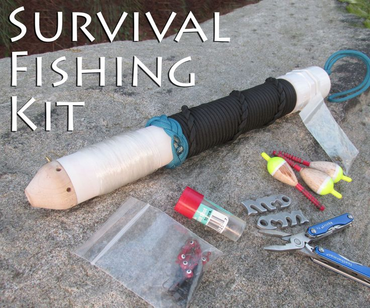 Survival fishing kit survival and survival kits for Survival fishing kit