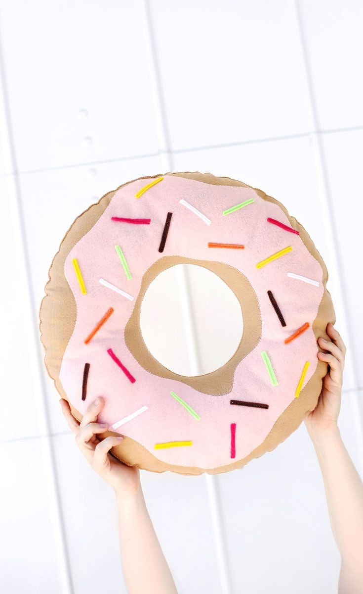 19 DIY Doughnut Projects That Are Cute Enough To Eat (There were only a few that I didn't like.)