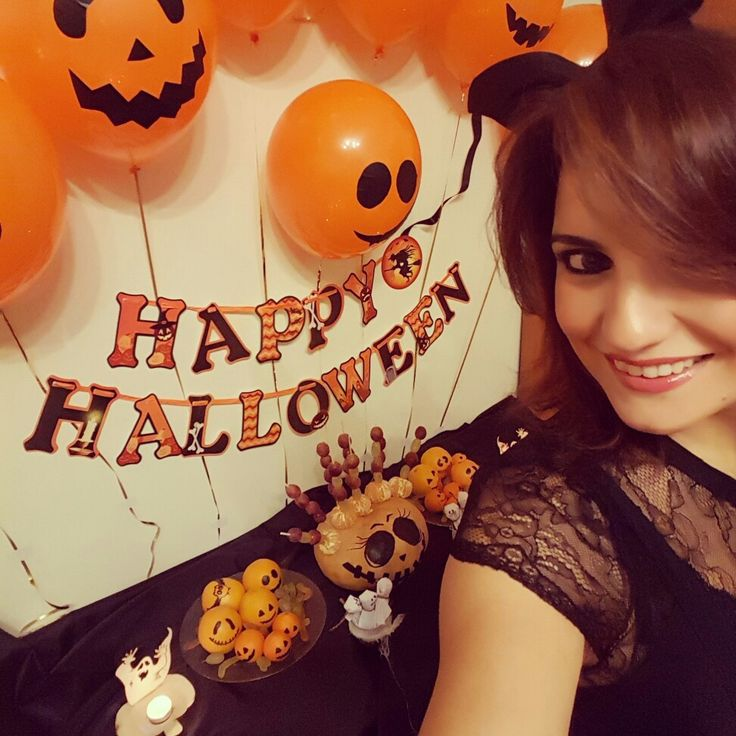 Хеллоуин наряд декор дом идеи