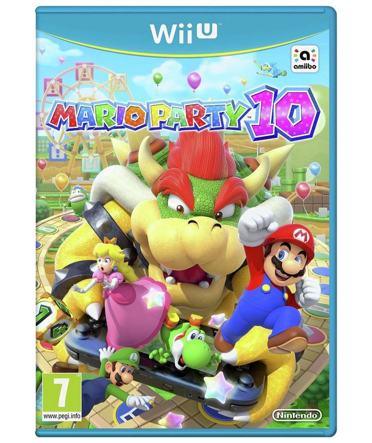 Buy Mario Party 10 Wii U Game at Argos.co.uk - Your Online Shop for Nintendo Wii U games.