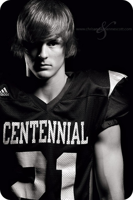 Senior Portrait Ideas for Baseball and Football Players « Sports Roses. Your passion for sports…expressed.
