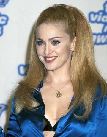 madonna 1995 hairstyle book madonna pinterest