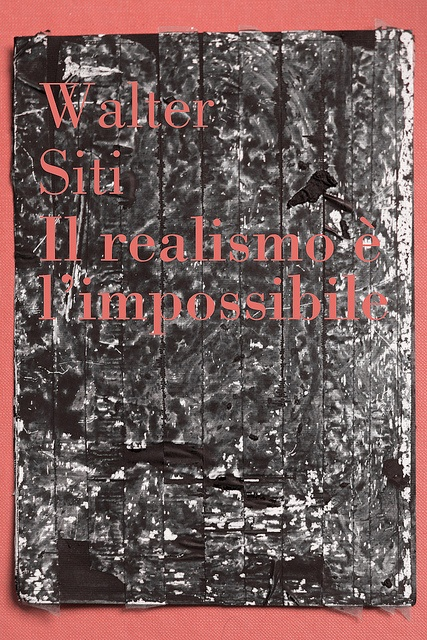 Anche Siti, come Auerbach, a me pare parli più della rappresentazione del reale, che non del realismo come teoria. Il nodo però è complesso.