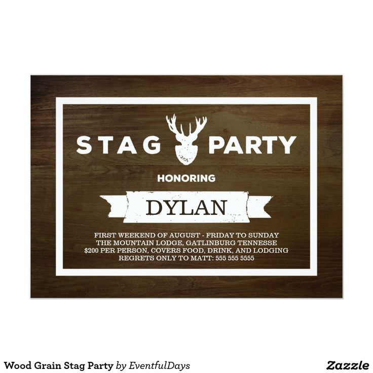 326 best images about bachelor party invitations and gifts for Cabin bachelor party