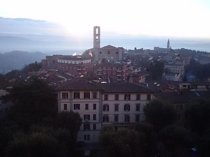 Perugia - Guía Samuel Bosque