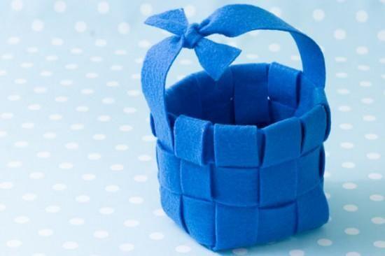 Summer Crafts : DIY  easter basket