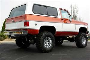 85 K5 Blazer submited images | Pic 2 Fly