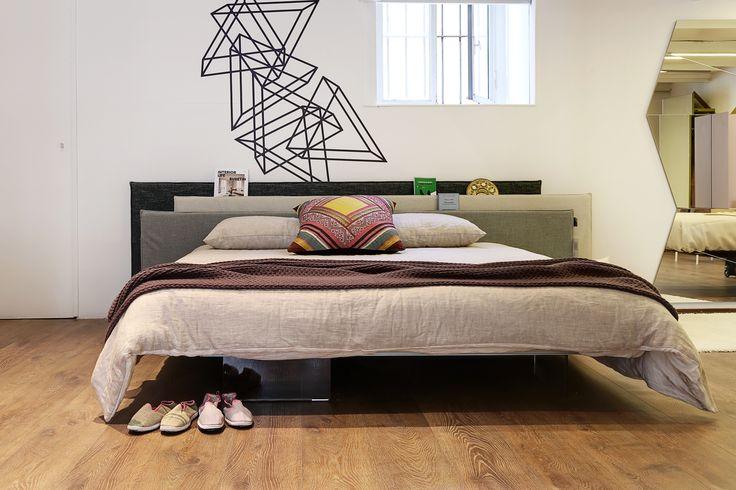 Curiosity Experience LAGO STORE Milano Lodi Vele Bed - Lago bed