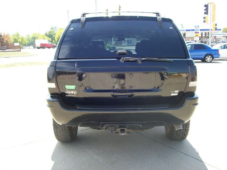 2001 Jeep Grand Cherokee Limited 4WD - Inventory   Crossroad Car Connection   Auto dealership in Shelbyville, Illinois