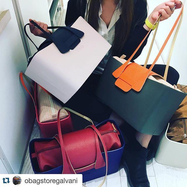Scopri #Ocity nei negozi #Obag! Tanti accessori per comporre il tua #boxybag!  #Repost @obagstoregalvani #new #ss16