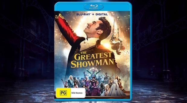 Take Home The Greatest Showman In Our Blu Ray Giveaway The Greatest Showman Blu Ray Blu