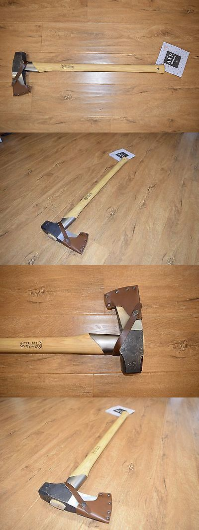 Camping Hatchets and Axes 75234: New Gransfors Bruks Splitting Maul - Ray Mears Edition -> BUY IT NOW ONLY: $219 on eBay!