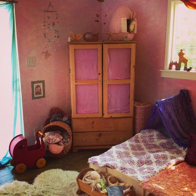 Wunderschönes Kinderzimmer, ganz nach meinem Geschmack