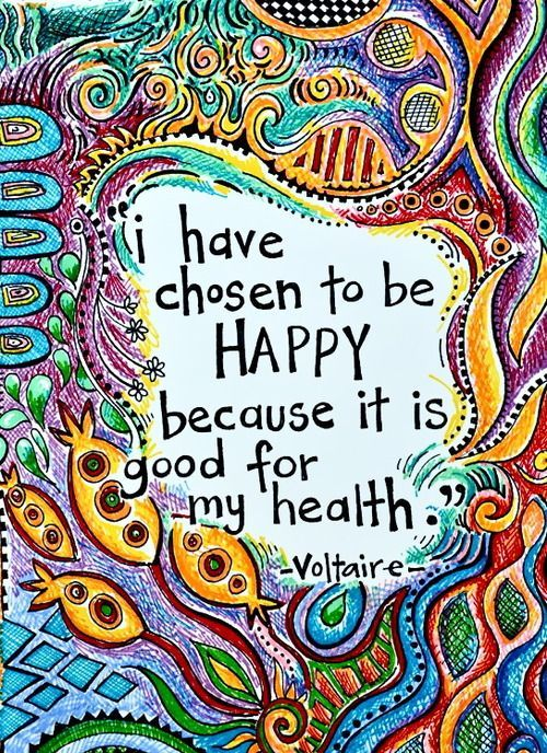"""""""I have chosen to be happy"""" ~ Voltaire (maybe :-) • quote analysis ☛ http://shimercollege.wikia.com/wiki/Fake_Quotes_Project/Voltaire/I_have_chosen_to_be_happy"""