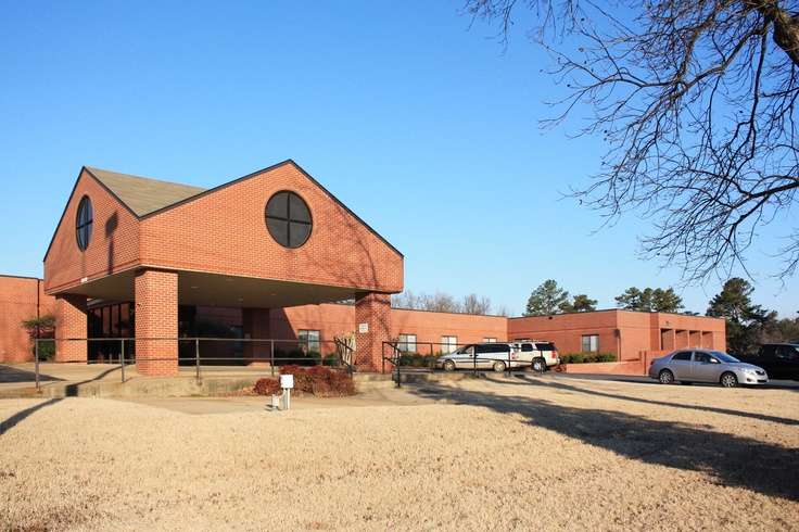 In order to add onto the Craighead Nursing Center, we had to look at this existing building so we could match it. ::: Jonesboro, AR ::: http://www.facebook.com/cssarchitecture