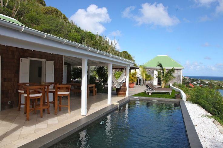Villa Nilmath St Barts - 2 br villa to rent in Grand Cul de Sac