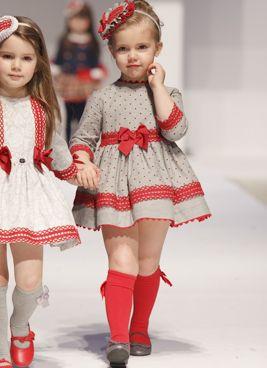 Dolce Petit - Otoño Invierno 2016 2017 - Madrid      Presentamos con gusto los preciosos vestidos que han sido creados por la marca Dolce ...