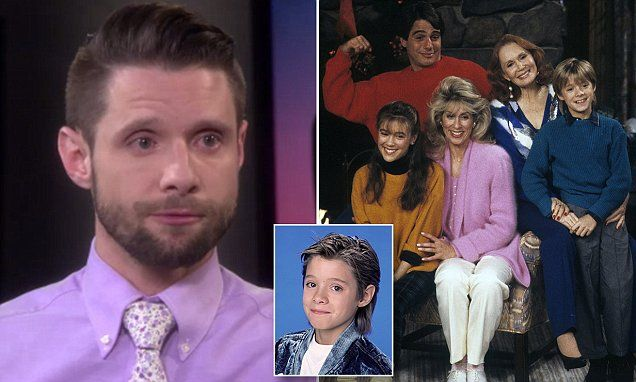 Danny Pintauro, who grew up on television as Jonathan Bower on popular 1980s sitcom Who's The Boss?, told Oprah Winfrey that he has been living with the secret for 12 years.