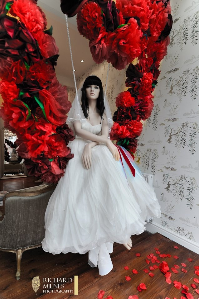 124 Best Images About Bridal Amp Wedding Displays With