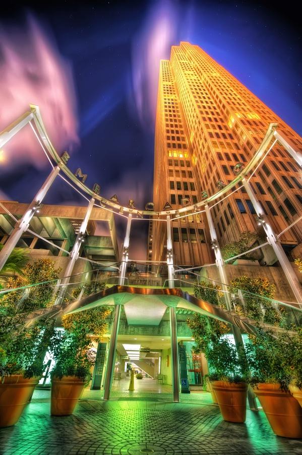 Embarcadero Center entrance San Francisco 22