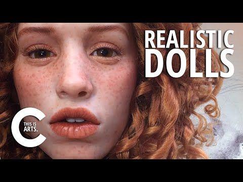 REALISTIC DOLLS - MICHAEL ZAYKOV   CANVAS PICKS - YouTube