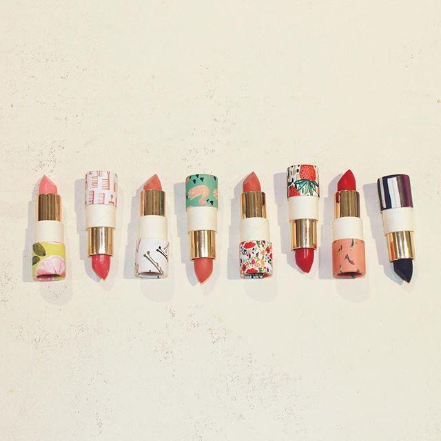 The Artist's Studio Tinted Lip Treatment #Anthropologie #MyAnthroPhoto