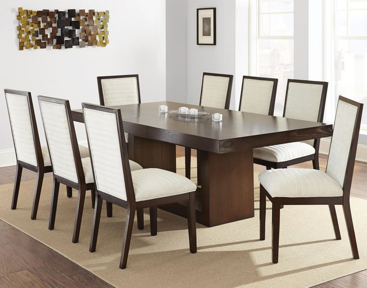 Antonio 7 Piece Dining Set By Steve Silver