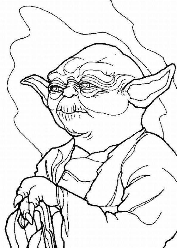 179 best Målarbilder ~ Star Wars images on Pinterest | Adult ...
